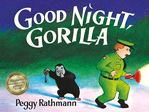 9781405263764: Good Night, Gorilla