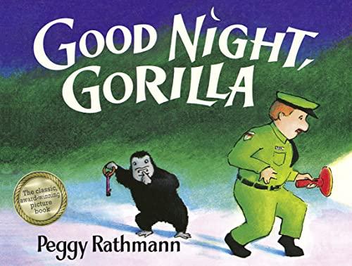 9781405263764: Good Night, Gorilla