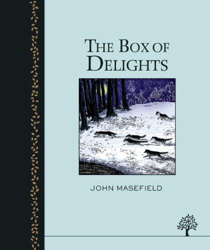 The Box of Delights Heritage Edition (Egmont: Masefield, John