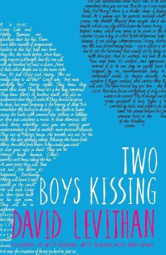 9781405264433: Two Boys Kissing