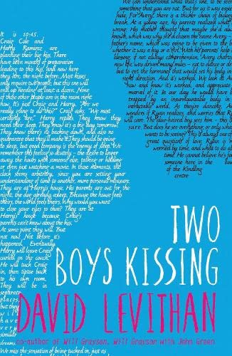 9781405264433: Two Boys Kissing