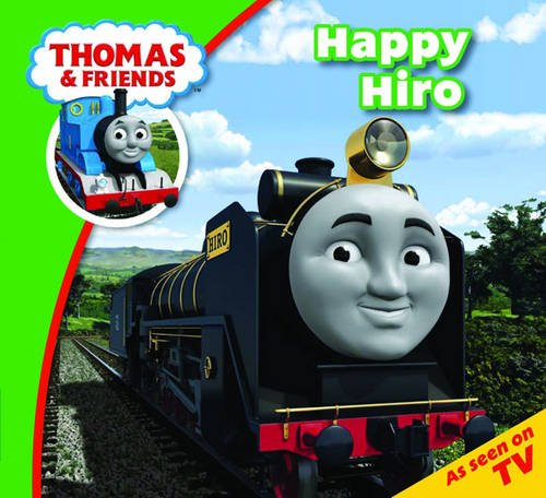 9781405264976: Thomas & Friends Happy Hiro (Thomas & Friends Story Time)