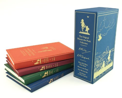 9781405265058: The Original Winnie-the-Pooh Collection