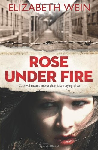 9781405265119: Rose Under Fire