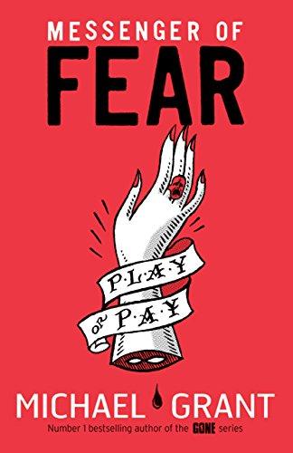 9781405265157: Messenger of Fear