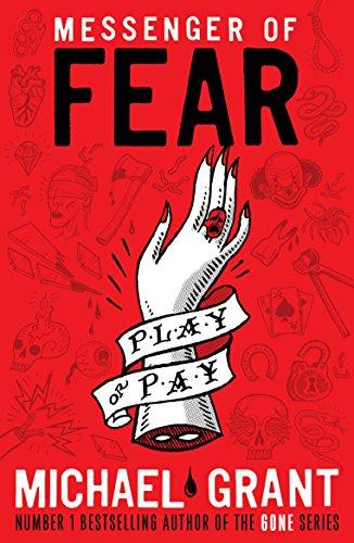 9781405265171: Messenger of Fear