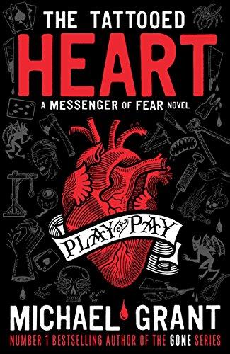 9781405265188: The Tattooed Heart (Messenger of Fear)