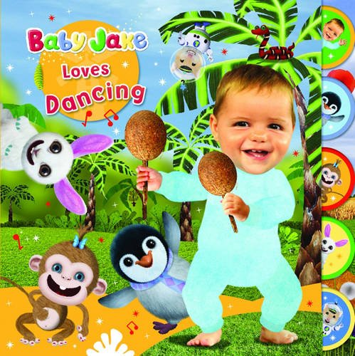 9781405265522: Baby Jake Loves Dancing: Tabbed Board