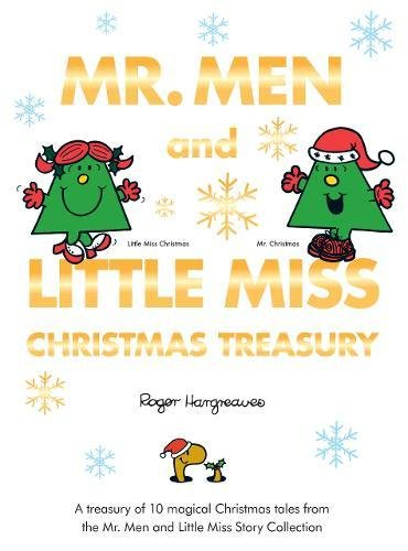 9781405265959: MR Men and Little Miss Christmas Story Treasury