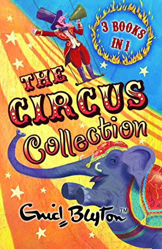 9781405265966: Enid Blyton Circus Collection 3 in 1 (Circus Adventures)