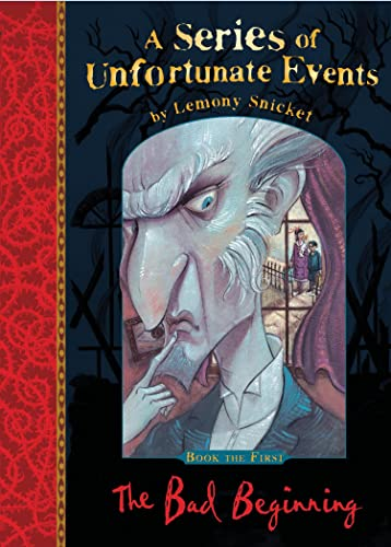 A Series of Unfortunate Events 01. The: Snicket, Lemony