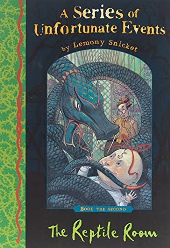 9781405266079: The Reptile Room (Series of Unfortunate Events)