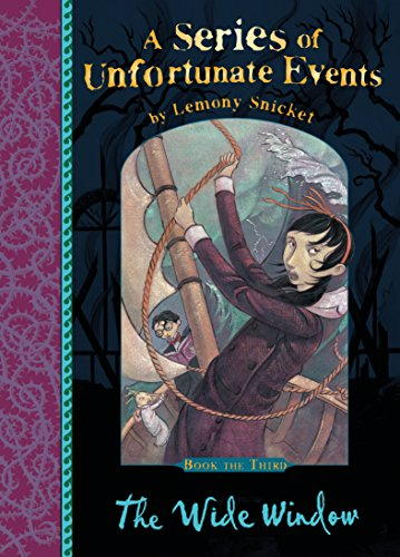 9781405266086: The Wide Window (Series of Unfortunate Events)