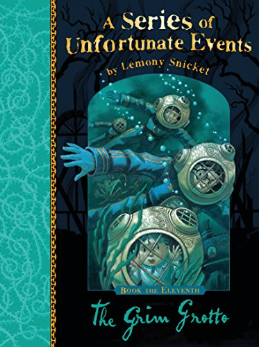 9781405266161: The Grim Grotto (Series of Unfortunate Events)