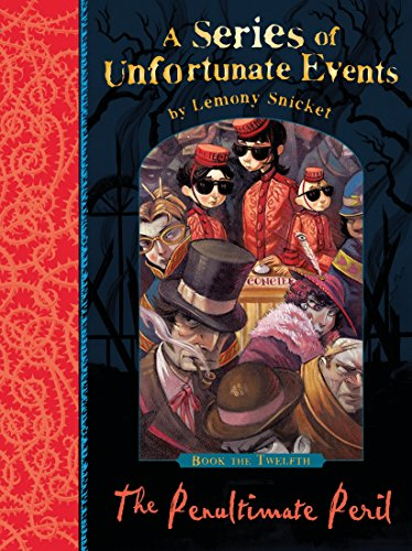 9781405266178: The Penultimate Peril (A Series of Unfortunate Events)