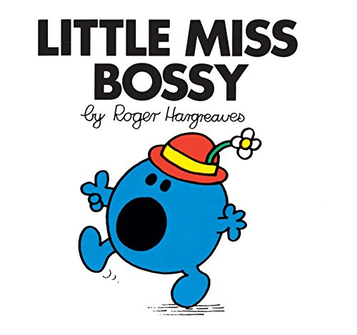 9781405266321: Little Miss Bossy (Little Miss Classic Library)