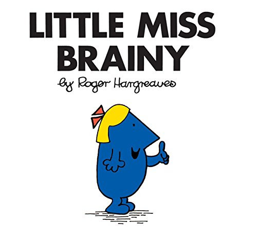 9781405266338: Little Miss Brainy (Little Miss Classic Library)
