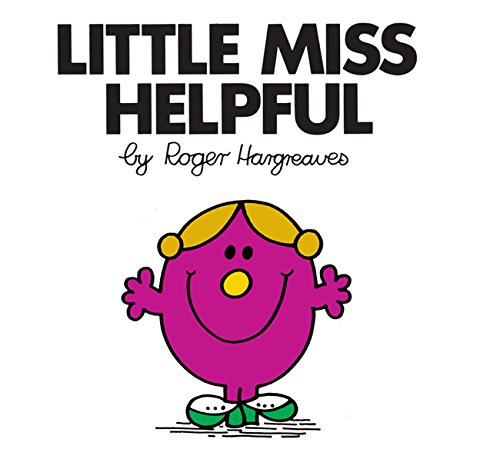 9781405266369: Little Miss Helpful (Little Miss Classic Library)