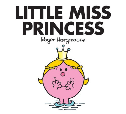 9781405266383: Little Miss Princess (Little Miss Classic Library)