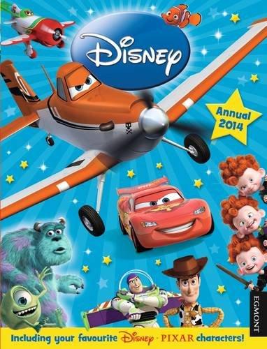 Disney (Pixar) Annual: Egmont Books Ltd