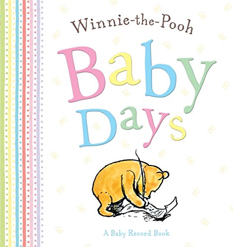 9781405266529: Winnie-the-Pooh: Baby Days (Baby Record Book)