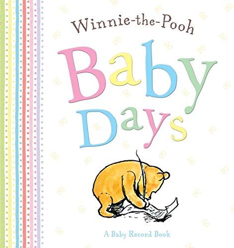 9781405266529: Winnie the Pooh Baby Days
