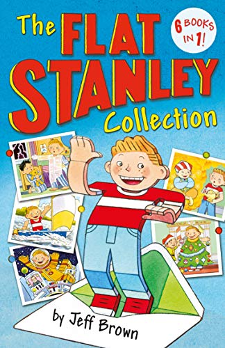 9781405266581: Flat Stanley Collection