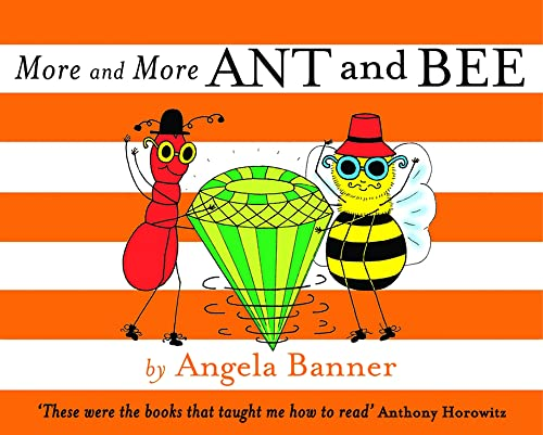 More and More Ant and Bee: Banner, Angela