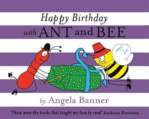 9781405266758: Happy Birthday with Ant and Bee (Ant & Bee)