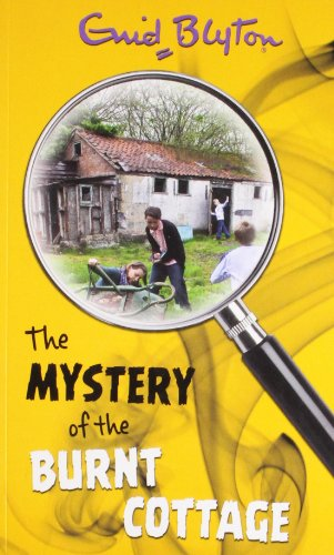 9781405266864: The Mystery of the Burnt Cottage (The Mysteries Series)