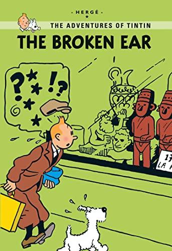 9781405266994: The Broken Ear (Tintin Young Readers Series)