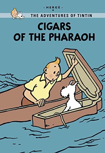 9781405267021: Tintin. Cigars Pharaoh (Tintin Young Readers Series)