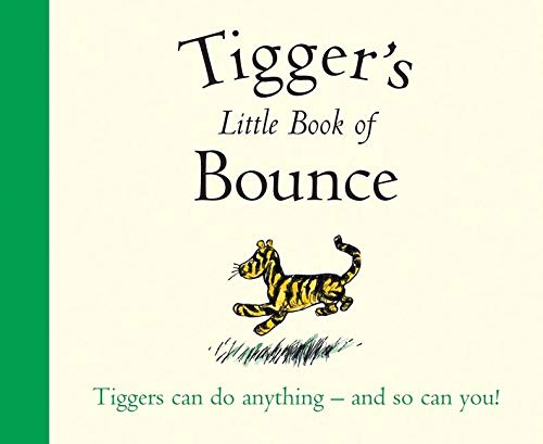 Tigger's Little Book of Bounce: Egmont Publishing UK