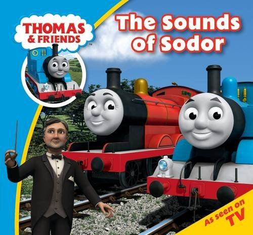 9781405267311: Thomas & Friends the Sounds of Sodor (Thomas Story Time)