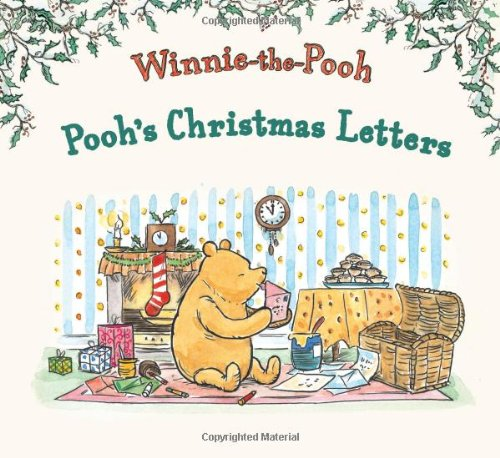 9781405267489: Pooh's Christmas Letters