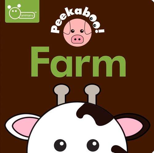 9781405267762: Peekaboo! Farm (Animaru)