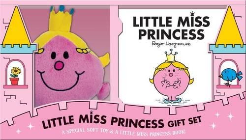 9781405267816: Little Miss Princess Book and Gift Set