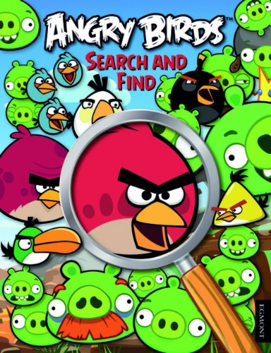 9781405267830: Angry Birds: Search and Find (Search & Find Books)