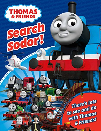 9781405268042: Thomas and Friends Search and Find