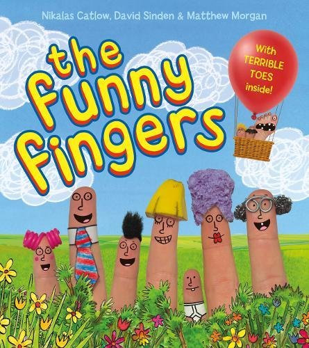9781405268219: The Funny Fingers
