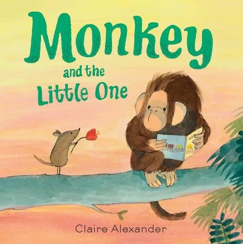 9781405268264: Monkey and the Little One