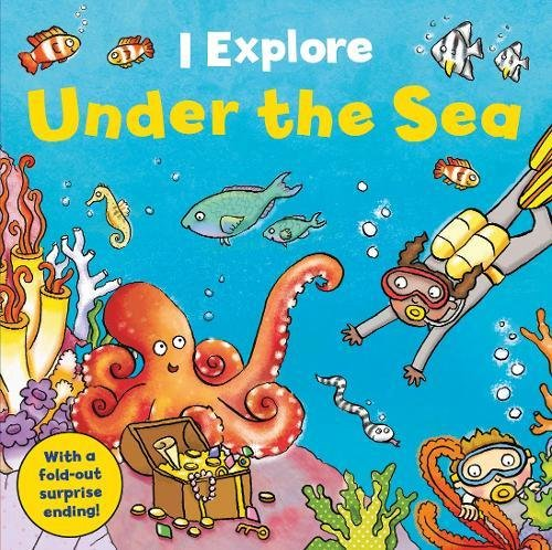 9781405268271: I Explore Under the Sea