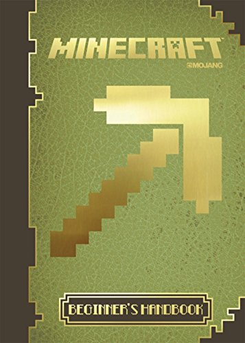 9781405268394: Minecraft: The Official Beginner's Handbook
