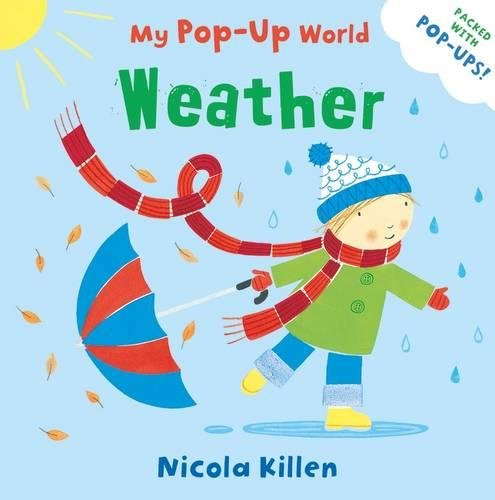 9781405268608: My Pop-Up World - Weather