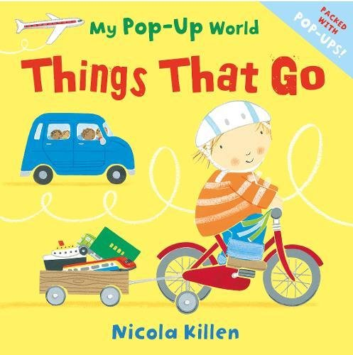 9781405268615: Things That Go: My Pop-Up World