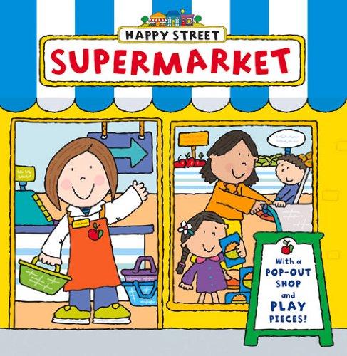 9781405268653: Supermarket (Happy Street)