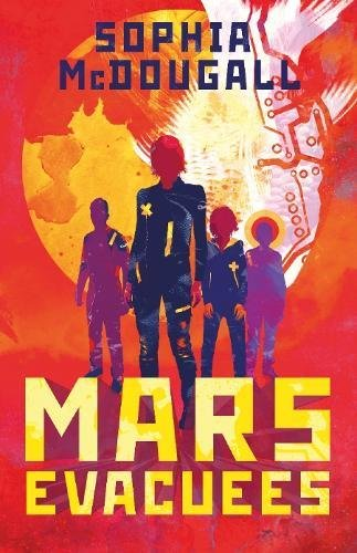 9781405268677: Mars Evacuees