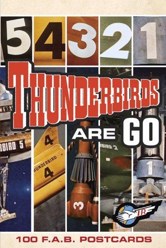 9781405268936: Thunderbirds Are Go: 100 F.A.B. Postcards (Classic Comics Postcard Collection)