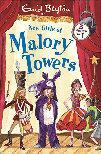 New Girls at Malory Towers (Malory Towers (Pamela Cox)): Enid Blyton, Pamela Cox