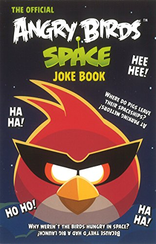 Angry Birds Space Joke Book: Egmont UK